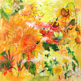Hello Sunshine - Collage