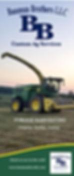 Forage Harvesting Bauman Brothers Brochure