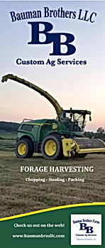 Forage Harvesting Bauman Brothers Brochure