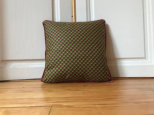 Housse de coussin Wax 45x45