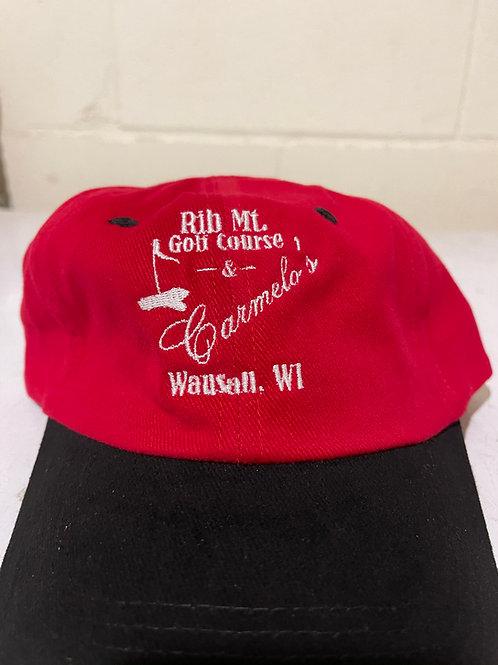 Rib Mountain Golf/ Carmelos Hat