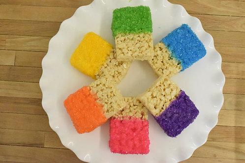 Rainbow Desserts, Unicorn, St Patricks Day, Los Angeles Bakery, Sherman Oaks Bakery