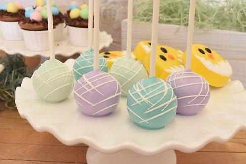 Easter Cake Pops , Easter, Los Angeles Bakery, Sherman Oaks Bakery