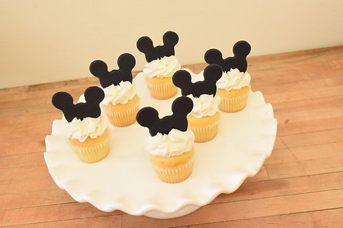 Mickey Mouse Cupcakes Los Angeles Bakery