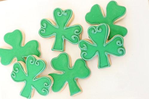 St Patricks Day Cookies,  Los Angeles Bakery, Sherman Oaks Bakery