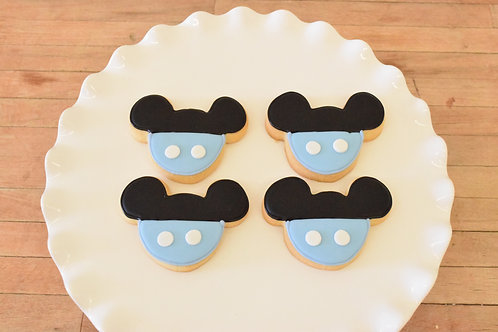 Mickey Mouse Cookies Los Angeles Bakery