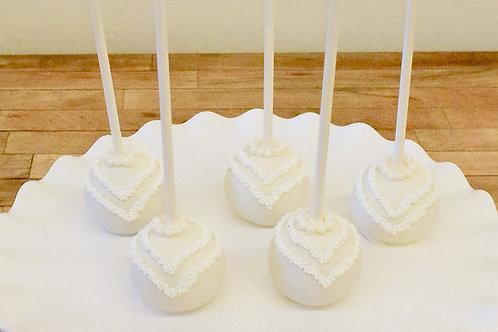 Bride Cake Pops, Bridal Cake Pops, Bridal Shower Cake Pops,Los Angeles Bakery, Sherman Oaks