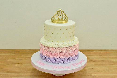 Princess Cake, Cinderella, Birthday, Los Angeles Bakery, Sherman Oaks Bakery