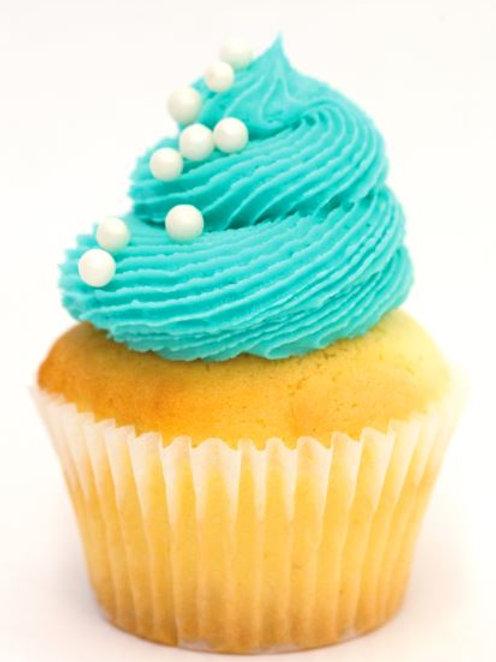 6 Breakfast at Tiffany's Cupcakes