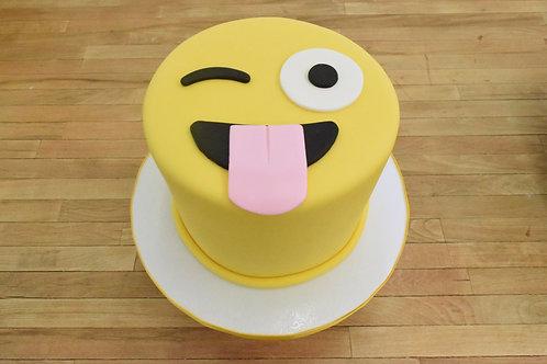 Emoji Cake , Birthday, Los Angeles Bakery, Sherman Oaks, Bakery