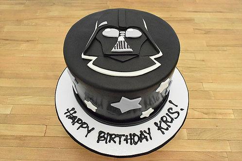 Darth Vader Cake, Los Angeles Bakery, Sherman Oaks