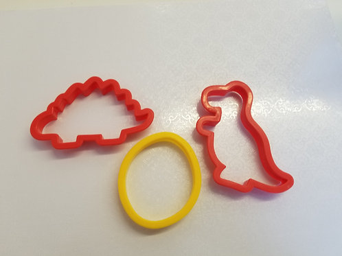 Dino Cookie Set