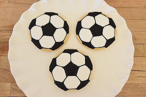 soccer cookies, soccer cookies, Los Angeles Bakery. Sherman Oaks, Bakery