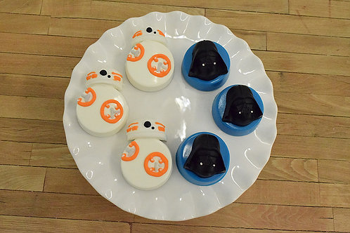 Star Wars Oreos, Los Angeles Bakery, Sherman Oaks