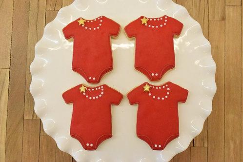 Baby Shower Cookies, Los Angeles Bakery, Sherman Oaks Bakery