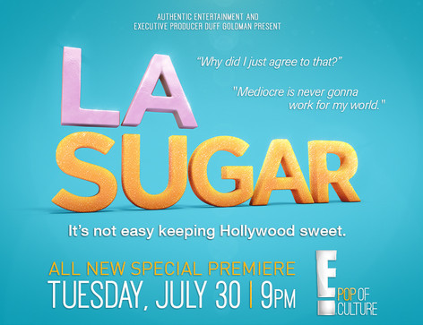 LA Sugar on E!