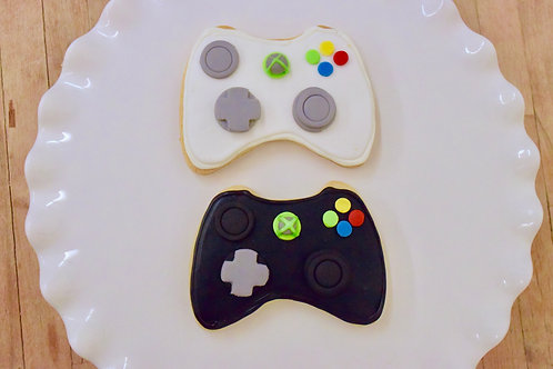 6 Game Controller Cookies