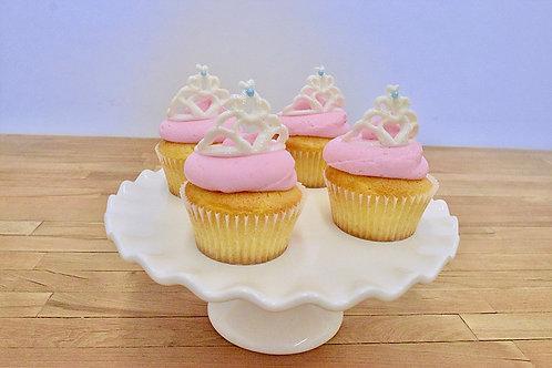 Princess Cupcakes, Birthday, Los Angeles Bakery, Sherman Oaks Bakery