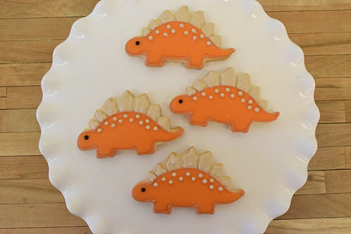 6 Stegosaurus