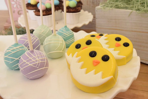Easter Cupcakes , Easter, Los Angeles Bakery, Sherman Oaks Bakery