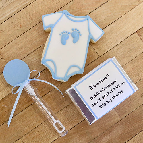 Custom Cookies, Onesie Cookies, Custom Cookies,Los Angeles Bakery, Sherman Oaks