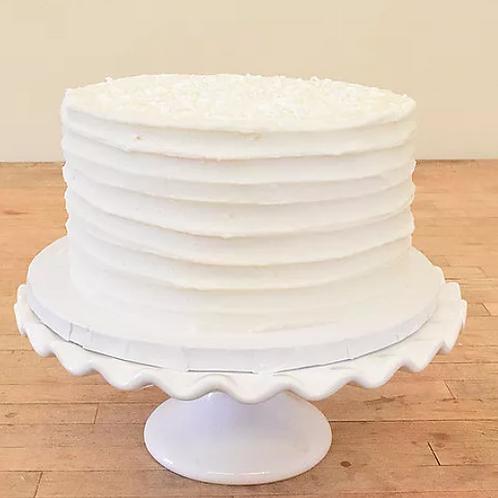 Simple Customizable Cake (3 size options)
