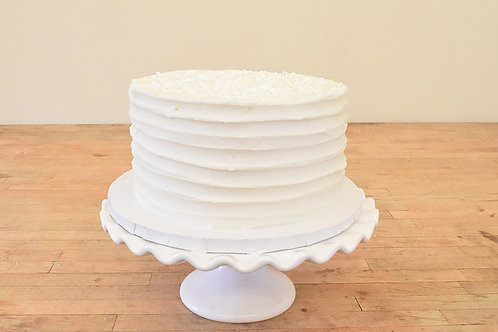 Customizable Simple Cake (20 Servings)
