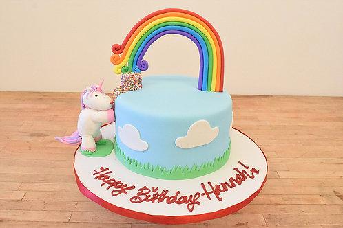 Unicorn Cake, Birthday Cake, Los Angeles Bakery, Sherman Oaks Bakery