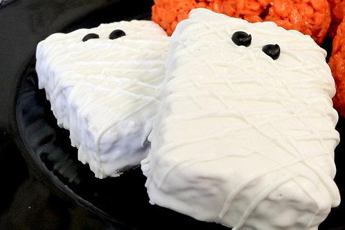 6 Mummy Rice Krispies