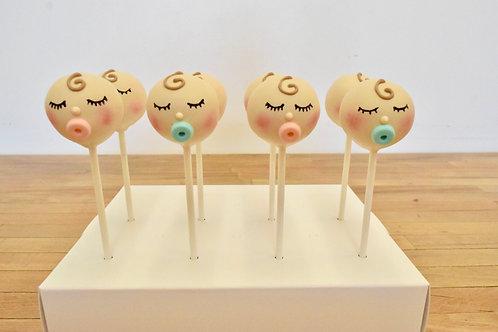 Baby Shower Cake Pops, Custom Cupcakes,Los Angeles Bakery, Sherman Oaks