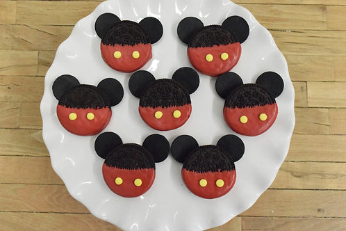 Mickey Cake Cookies, Mickey Mouse, Los Angeles Bakery, Sherman Oaks Bakery