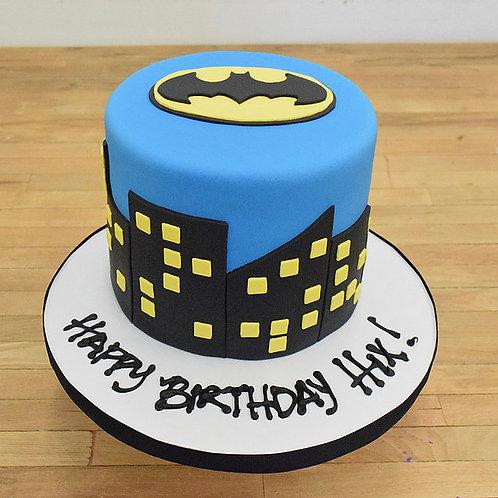 Batman Cake  Los Angeles Bakery Sherman Oaks