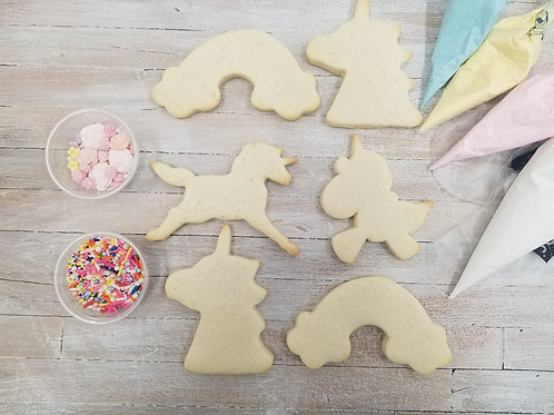 Unicorn Cookie Pack