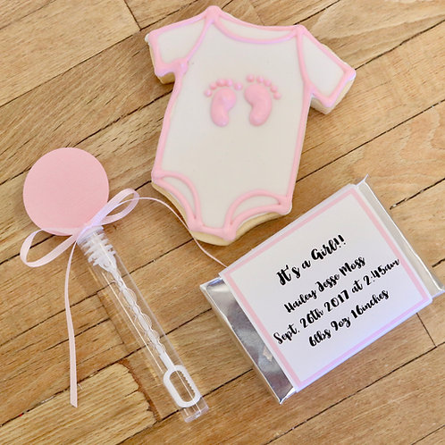 Baby Onesie Cookies, Baby Shower Cookies,Los Angeles Bakery, Sherman Oaks
