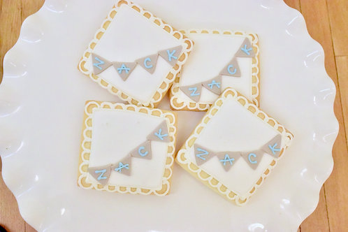 Custom Cookies, Baby Shower Cookies,Los Angeles Bakery, Sherman Oaks Bakery