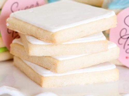 Sugar Cookies (Pack of 4)