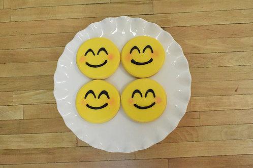 Emoji Cookies, Birthday, Los Angeles Bakery, Sherman Oaks, Bakery