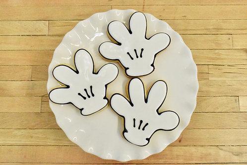 Mickey cookies, Birthday cookies, Los Angeles Bakery, Sherman Oaks Bakery