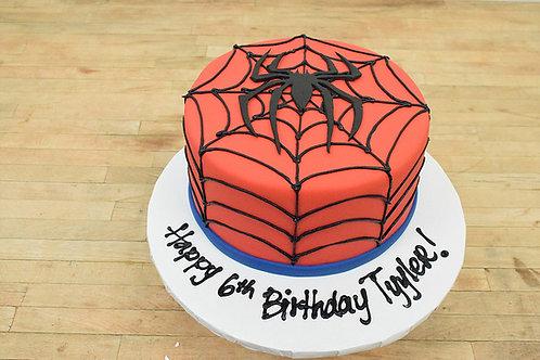Spiderman Cake  Los Angeles Bakery Sherman Oaks