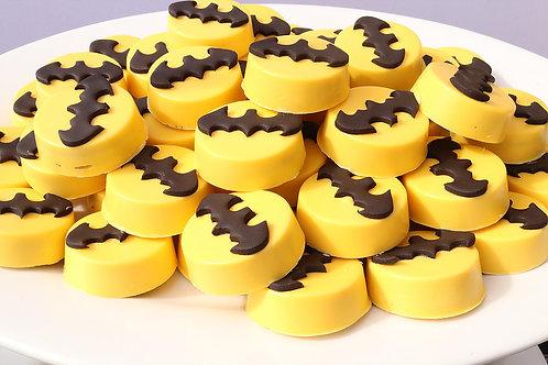 Batman Chocolate Covered Oreos  Los Angeles Bakery Sherman Oaks