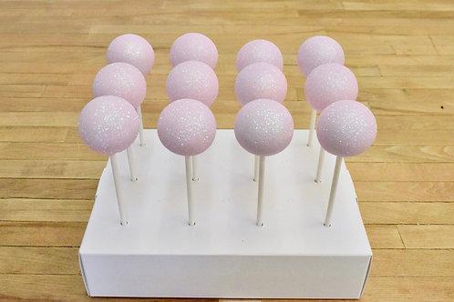 Glitter Cake Pops, Los Angeles Bakery, Sherman Oaks Bakery