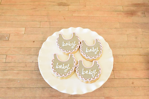 Baby Shower Cookies, Custom Cookies, Los Angeles Bakery, Sherman Oaks Bakery