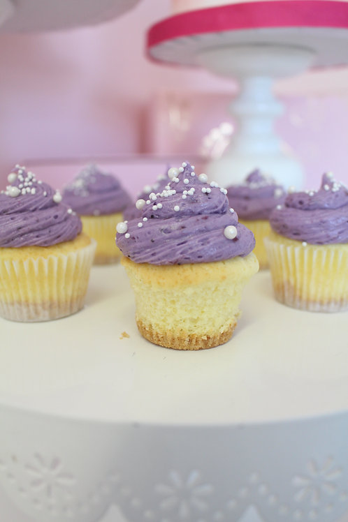The Great Purple Cupcakes