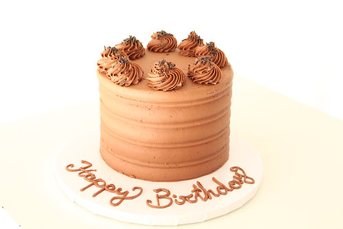 Chocolate Lover Cake (3 size options)