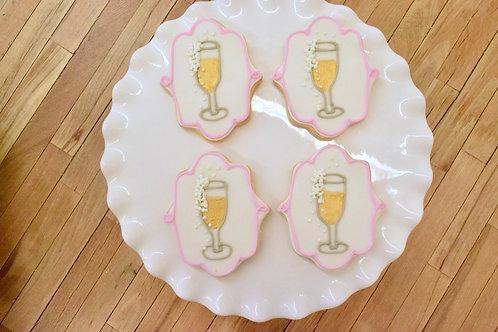 Bridal Shower Cookies, Los Angeles Bakery, Sherman Oaks