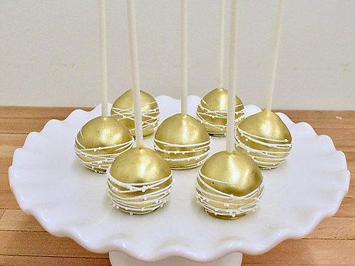 Custom Cake Pops, Bridal Shower Cake Pops, Los Angeles Bakery, Sherman Oaks