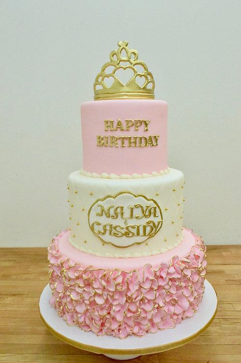 Princess Birthday Cake, Los Angeles Bakery, Sherman Oaks Bakery