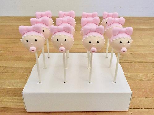 Baby Shower Cake Pops, Custom Cake Pops,  Los Angeles Bakery, Sherman Oaks