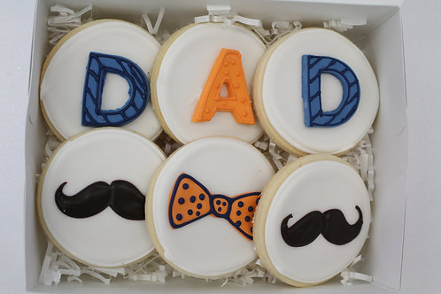 DAD Cookie Set