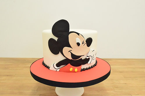 Mickey Mouse Cake Los Angeles Bakery